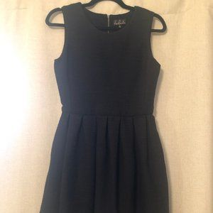 Aritzia Back Zip Dress